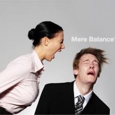 Mere balance?
